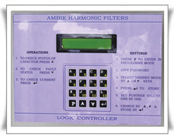 Electronic Manual Switch for APFC Panels